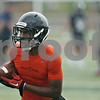 Rob Winner – rwinner@shawmedia.com<br /> <br /> DeKalb running back Eriq Torrey runs for a touchdown after a catch during a 7-on-7 scrimmage in DeKalb, Ill., Monday, July 8, 2013.
