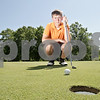 Monica Maschak - mmaschak@shawmedia.com<br /> Jacob Cook, 16, plays for the DeKalb High School Golf Team.