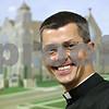 Rob Winner – rwinner@shawmedia.com<br /> <br /> Father Jim Parker of St. Mary Catholic Church in DeKalb, Ill., Monday, July 8, 2013.