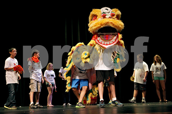 Rob Winner – rwinner@shawmedia.com<br /> <br /> On Tuesday morning, 30 students who spent part of their summer in a two-week class learning the Chinese language and culture put on a performance to a crowd of parents at DeKalb High School.
