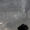 Monica Maschak - mmaschak@shawmedia.com<br /> Inclement weather moves slowly over DeKalb Tuesday afternoon.