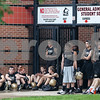 Erik Anderson - For the Daily Chronicle<br /> The Spartans wait outside of Huskie Stadium for their second round of practice during the summer training camp in DeKalb on Saturday, June 15, 2013.