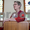 Monica Maschak - mmaschak@shawmedia.com<br /> Rev. Dr. Martha Brunell is Mayfield Congregational Church's new pastor as of May 1, 2013. Brunell has spent 35 years in her career in various congregations around the east coast and the midwest and is now in Sycamore.