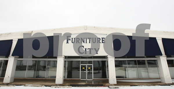 Kyle Bursaw – kbursaw@shawmedia.com<br /> <br /> The Furniture City building on the 2200 block of Sycamore Road in DeKalb, Ill. on Thursday, Feb. 28, 2013.
