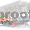 Kyle Bursaw – kbursaw@shawmedia.com<br /> <br /> A truck plows the snow on State Street in Sycamore, Ill. on Tuesday, Feb. 26, 2013.
