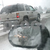 Kyle Bursaw – kbursaw@shawmedia.com<br /> <br /> Drivers navigate Sycamore Road on Tuesday, Feb. 26, 2013.