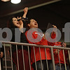 Rob Winner – rwinner@shawmedia.com<br /> <br /> Fans cheer from the stands during the Illinois Elementary School Association Boys State Wrestling Tournament at the Convocation Center in DeKalb, Ill., Saturday, March 9, 2013.