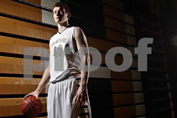 Rob Winner – rwinner@shawmedia.com<br /> <br /> Sycamore's Scott Nelson is the Daily Chronicle's 2013 boys basketball player of the year.<br /> <br /> Sycamore, IIl.<br /> Tuesday, March 12, 2013