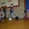 Maci Bushbacher keeps rhythm as she jumps while Dylan Lowry swings the rope at Genoa-Kingston Elementary School Friday. The students participated in the school's annual Jump Rope for Heart event. (Stephanie Hickman - shickman@shawmedia.com)