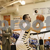 Rob Winner – rwinner@shawmedia.com<br /> <br /> Sycamore's David Compher sets himself before a field goal in the fourth quarter during the Class 4A Freeport Sectional semifinals in Freeport, Ill., Thursday, Mar. 7, 2013.
