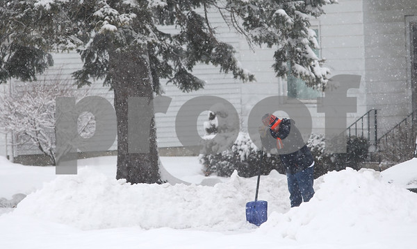 Staff Snow Photos: March 5