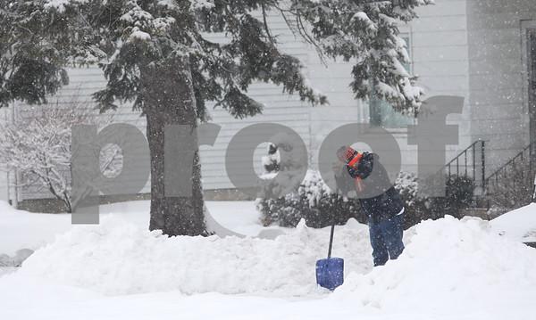 Staff Snow Photos: March 5