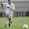 Monica Maschak - mmaschak@shawmedia.com<br /> Viviana Beltran rushes for the ball in the Class 1A Genoa-Kingston Regional semifinal game on Wednesday, May 8, 2013. The Cogs beat Hiawatha 4-1. Beltran made three goals.