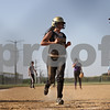Rob Winner – rwinner@shawmedia.com<br /> <br /> Sycamore baserunner Miranda Rivera scores after a bases loaded walk in the bottom of the third inning during the Class 3A Sycamore Regional quarterfinals.