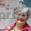 Rob Winner – rwinner@shawmedia.com<br /> <br /> Linda Fulton is seen outside her classroom at Huntley Middle School in DeKalb, Ill., Monday, April 29, 2013.