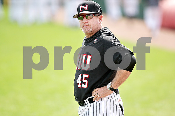 Monica Maschak - mmaschak@shawmedia.com<br /> Ed Mathey is the winningest baseball coach in NIU history after 11 seasons.