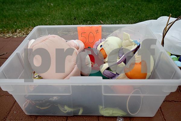 Monica Maschak - mmaschak@shawmedia.com<br /> Some items were collectively priced by bins.