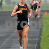 Monica Maschak - mmaschak@shawmedia.com<br /> Kelsey Schrader paces herself far ahead her competors in the 3200 meter race at a Class 3A Belvidere North Sectional on Thursday, May 9, 2013. Schrader took first place with a time of 11 minutes, 24 seconds.