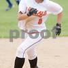 Monica Maschak - mmaschak@shawmedia.com<br /> Rachael Johnson makes a run for third base in the seventh inning of the Class 4A Prairie Ridge Sectional final against Warren on Saturday, June 1, 2013. DeKalb lost 6-1.