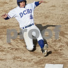 Monica Maschak - mmaschak@shawmedia.com<br /> Dundee-Crown's Chase Bloch slides into third base during the Class 4A DeKalb Regional semifinals on Thursday, May 23, 2013. The Chargers shut out the Barbs 10-0 after six innings.