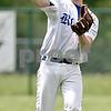 Monica Maschak - mmaschak@shawmedia.com<br /> Hinckley-Big Rock's Andy Van Landuyt makes a play from the outfield in a Class A Hinckley-Big Rock Regional finals game at Kenny Field on Saturday, May 18, 2013. Hiawatha won 6-5.