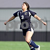 Monica Maschak - mmaschak@shawmedia.com<br /> Hiawatha's Desiree Andujar heads the ball in a Class 1A Genoa-Kingston Regional semifinal game on Wednesday, May 8, 2013. The Cogs beat Hiawatha 4-1.