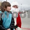Monica Maschak - mmaschak@shawmedia.com<br /> Morgan Hadley, 8, tells Santa what she wants for Christmas during the Toys For Tots drive at the DeKalb Walmart on Saturday, November 2, 2013.
