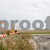 Rob Winner – rwinner@shawmedia.com<br /> <br /> A dead end road just to the north of DeKalb High School is seen on Monday, Nov. 4, 2013. ShoDeen Homes plans to build the Irongate housing development on the 458 acres of land located north of Dresser Road between North Annie Glidden Road and First Street.