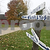 Rob Winner – rwinner@shawmedia.com<br /> <br /> A sign is seen at Stonehouse Farm in Earlville, Ill., Tuesday, Nov. 5, 2013.