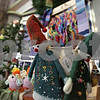 Rob Winner – rwinner@shawmedia.com<br /> <br /> Felt ornaments made in Nepal are seen hanging on a display at The Glidden Campus Florist in DeKalb on Monday, Nov. 4, 2013. The business now carries certified fair trade items as well as items made in the United States.