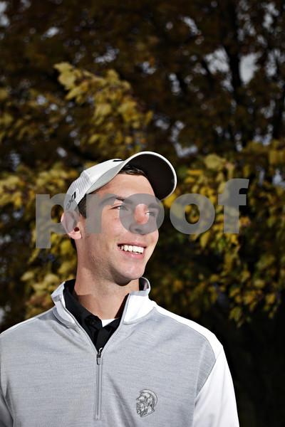 Rob Winner – rwinner@shawmedia.com<br /> <br /> Kaneland's Matt Yonkovich is the 2013 Daily Chronicle's boys golfer of the year.<br /> <br /> Elburn, Ill.<br /> Wednesday, Nov. 6, 2013