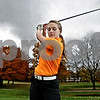 Monica Maschak - mmaschak@shawmedia.com<br /> DeKalb sophomore Maggie Russell is the 2013 Daily Chronicle Girls Golfer of the Year.