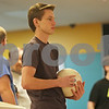 Rob Winner – rwinner@shawmedia.com<br /> <br /> DeKalb's Michael Belluzzi is seen during practice at  Mardi Gras Lanes in DeKalb, Ill., Monday, Nov. 18, 2013.