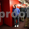 Monica Maschak - mmaschak@shawmedia.com<br /> Volunteer IHSA ambassadors take a tour of Huskie Stadium to familiarize themselves for their duties at the State Championships.