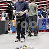 Monica Maschak - mmaschak@shawmedia.com<br /> Alex Janusz, 9, controls a robotic vehicle with a remote at this year's Annual Celebration of Science, Technology, Engineering and Math (STEM) at  the Northern Illinois University Convocation Center on Saturday, October 19, 2013.