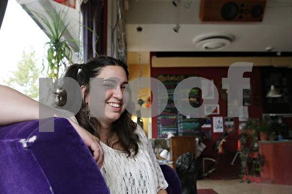 Rob Winner – rwinner@shawmedia.com<br /> <br /> The House Cafe owner Jan Pascolini has decided not to renew her lease, which expired Thursday. The House Cafe offers a place for teens and young adults to hang out, and serves as a link between Northern Illinois University and the DeKalb community. <br /> <br /> Thursday, Oct. 31, 2013<br /> DeKalb, Ill.
