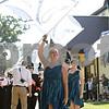Rob Winner – rwinner@shawmedia.com<br /> <br /> Sarah Dennis of Sandwich High School twirls a flag before the flag raising ceremony near the Round Office at the Sandwich Fair on Wednesday morning.<br /> <br /> Wednesday, Sept. 4, 2013
