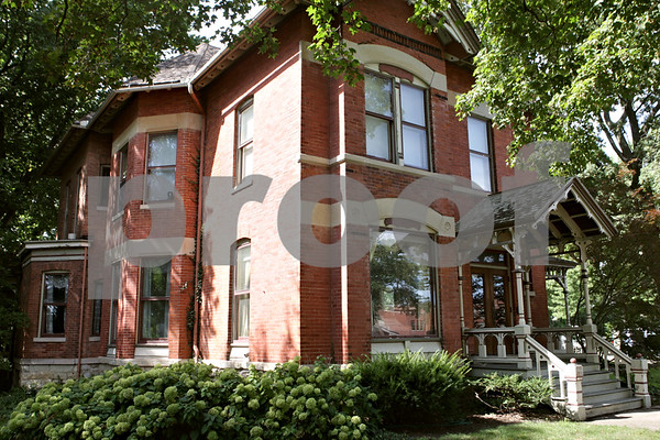 Rob Winner – rwinner@shawmedia.com<br /> <br /> The Houis family is selling their home which was built in 1884 located at 329 N. Third Street in DeKalb.<br /> <br /> Tuesday, Sept. 3, 2013