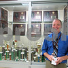 Chris Burrows – cburrows@shawmedia.com<br /> <br /> DeKalb High School teacher and forensics team coach Greg Solomon has been named the Outstanding Speech, Debate and Theatre Educator of the Year by the IHSA.