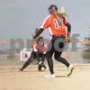 Danielle Guerra - dguerra@shawmedia.com  DeKalb shortstop Sarah Friedlund fields a Rockford Boylan hit Saturday afternoon. The Barbs beat Rockford Boylan, 11-1, in six innings.