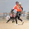 Danielle Guerra - dguerra@shawmedia.com  DeKalb shortstop Sarah Friedlund fields a Rockford Boylan hit Saturday afternoon. The Barbs beat Rockford Boylan, 11-1, in six innings.