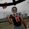 Monica Maschak - mmaschak@shawmedia.com<br /> DeKalb wide receiver Rudy Lopez.