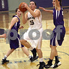 Monica Maschak - mmaschak@shawmedia.com<br /> Sycamore's Bailey Gilbert eyes the hoop in the second quarter of the Class 3A Regional tournament against Rochelle at Plano High School on Wednesday, February 19, 2014.