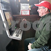 Monica Maschak - mmaschak@shawmedia.com<br /> Dan Cliffe, of DeKalb, plays Double Joker Poker on a video gambling machine at Sullivan's in DeKalb on Thursday, February 13, 2014.