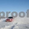 Rob Winner – rwinner@shawmedia.com<br /> <br /> A vehicle becomes stuck in a snowdrift while traveling south on Somonauk Road south of Hinckley in Squaw Grove Township on Monday, Jan. 6, 2014.