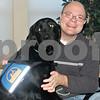 Debbie Behrends – dbehrends@shawmedia.com<br /> <br /> Steve Karmgard and his service dog, Pluto<br /> <br /> Wednesday, Jan. 8, 2014