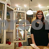 Rob Winner – rwinner@shawmedia.com<br /> <br /> Emillea Conklin at her store, Lavish Thrift, in downtown DeKalb, Ill., Friday, Jan. 17, 2014.