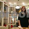 Rob Winner – rwinner@shawmedia.com<br /> <br /> Emillea Conklin at her store, Lavish Thrift, in downtown DeKalb, Ill., Friday, Jan. 17, 2014.