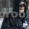 Rob Winner – rwinner@shawmedia.com<br /> <br /> City carrier John Franklin is seen delivering mail on South Fifth Street in DeKalb, Ill., Monday, Jan. 27, 2014. Franklin has worked for the U.S. Postal Service for 35 years.