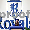 Monica Maschak - mmaschak@shawmedia.com<br /> Valedictorian Caitlin Flanigan addresses her class during the Hinckley-Big Rock graduation ceremony on Sunday, June 1, 2014.